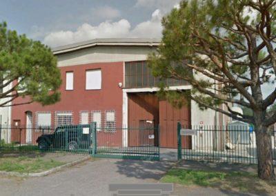 Capannone industriale a Nerviano (MI)