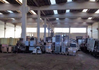 Capannone industriale zona Uscita Autostrada Arluno (MI)