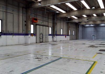 Capannone industriale a Legnano (MI)