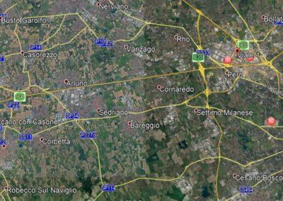 Spazio Industriale a 15 Km circa da Milano (MI)