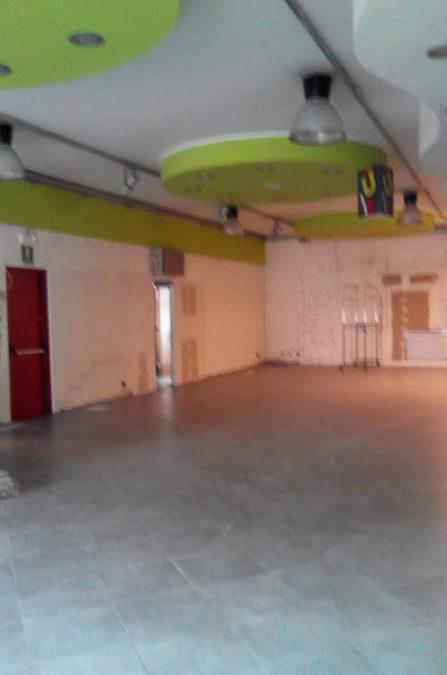 Spazio commerciale zona S.S. Del Sempione (MI)