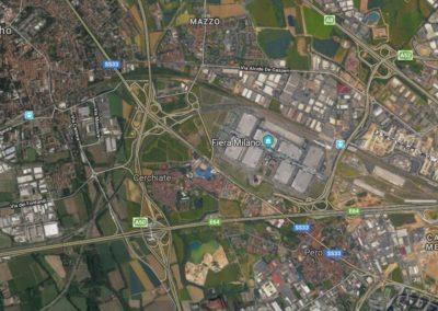 Area industriale a Milano (MI)