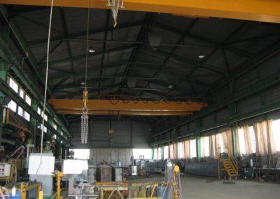 Capannone industriale a Uboldo (VA)