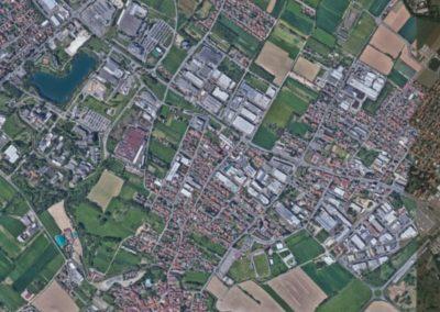 Capannone industriale zona S.S. 33 Del Sempione (MI)