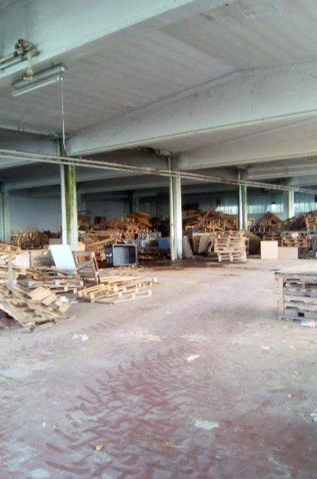Spazio industriale SP. 12 (MI)