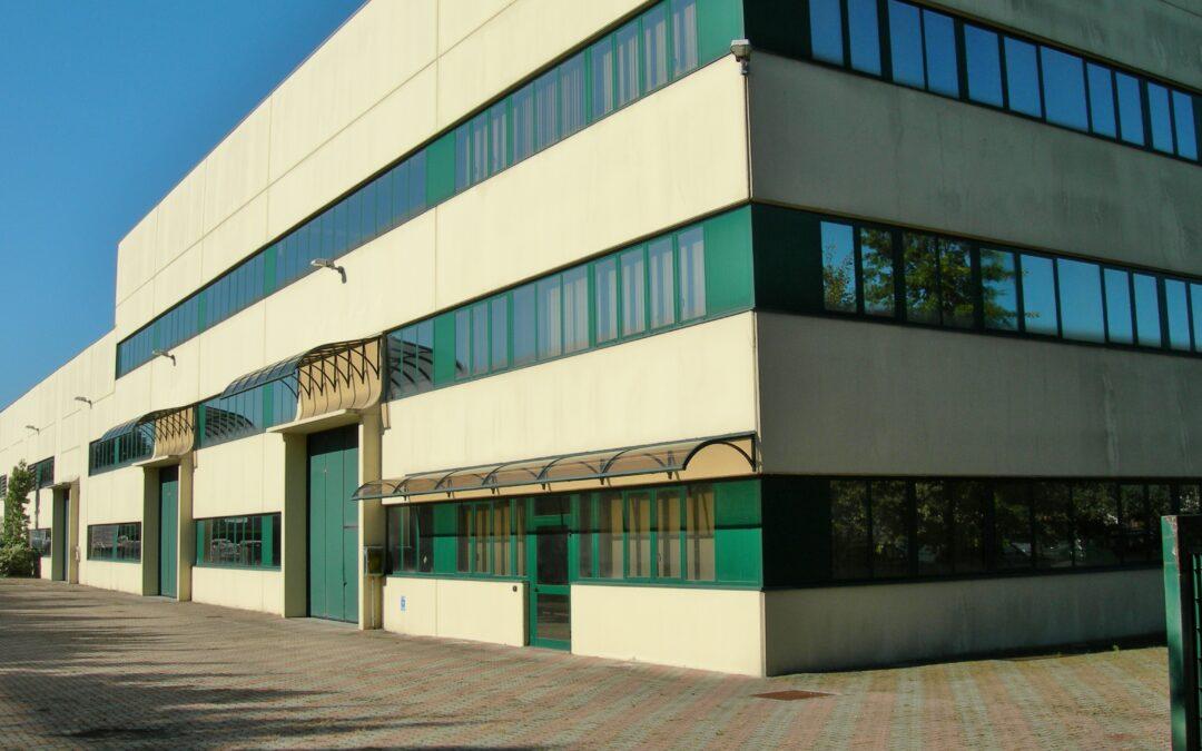 Capannone industriale zona Malpensa 2000 (VA)