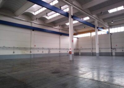 Spazio industriale ad Origgio (VA)
