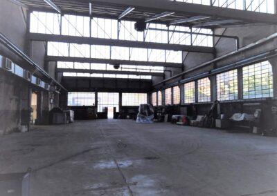 Spazio industriale  a Rescaldina (Mi)
