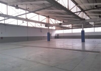 Capannone industriale a Lainate (MI)
