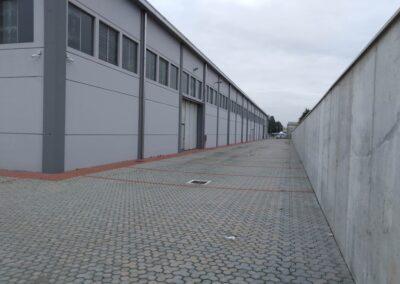 Spazio industriale a Rho (MI)