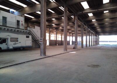 Spazio industriale zona Arluno (MI)